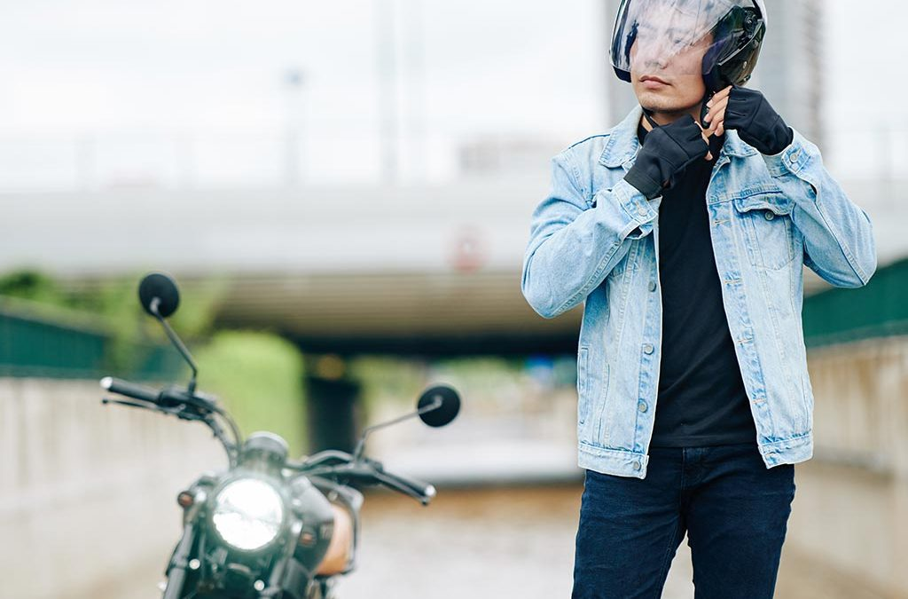 Motorcycle National Safety Month